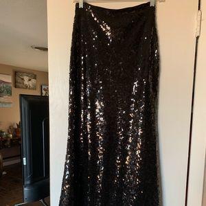 Dresses & Skirts - Sequin maxi skirt